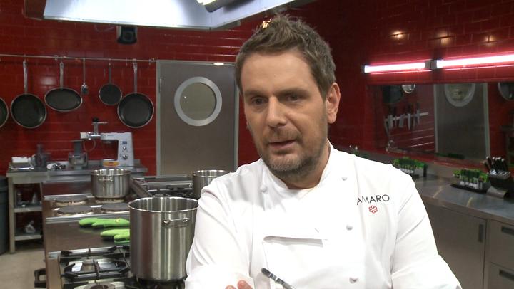 Wojciech Modest Amaro O Hells Kitchen Piekielna Kuchnia
