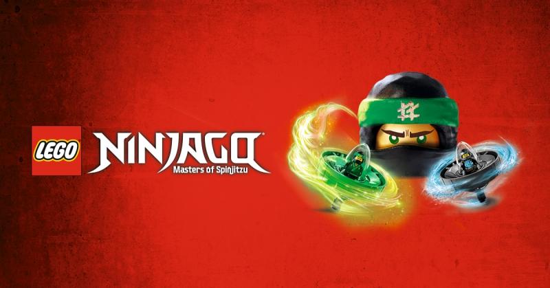 Lego Ninjago W Galerii Krakowskiej Hobby Newseria Lifestyle