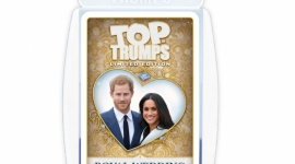 Meghan Markle i książę Harry na kartach Top Trumps
