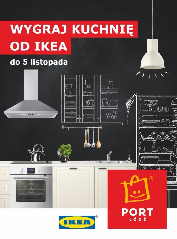 Wygraj Kuchnię Marzeń Z Portem łódź I Ikea Dom Newseria