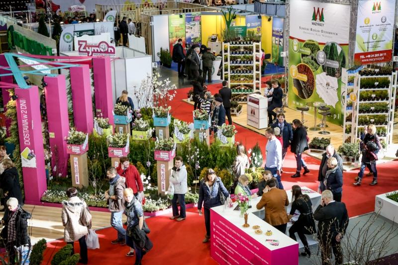 Targi Ogrodnicze Florystyczne I Dekoracyjne Hobby