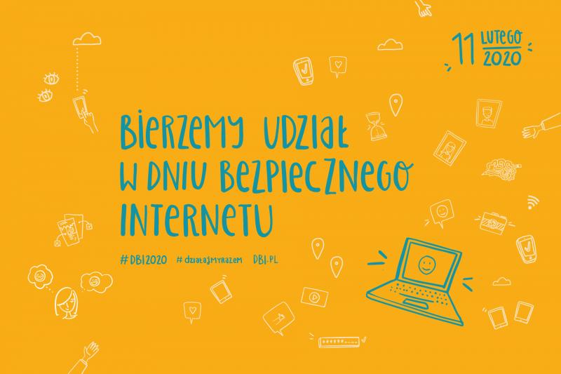 Znalezione obrazy dla zapytania: dzień bezpiecznego internetu