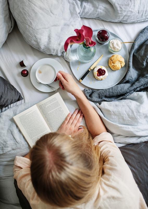 śniadanie Do łóżka Styl życia Newseria Lifestyle