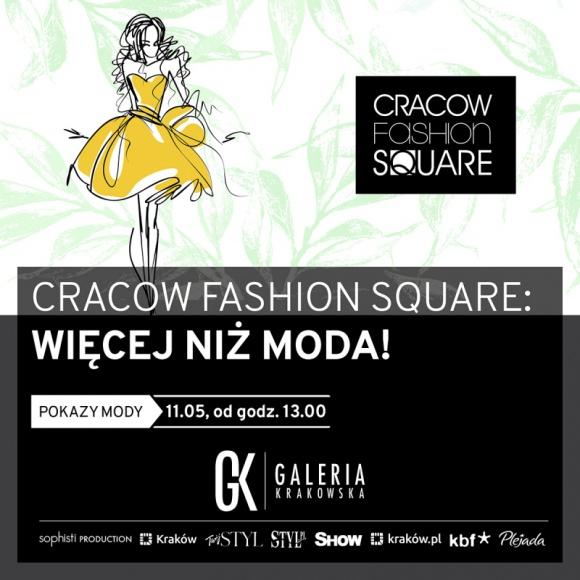 Cracow Fashion Square Moda W Sercu Krakowa Gwiazdy Newseria