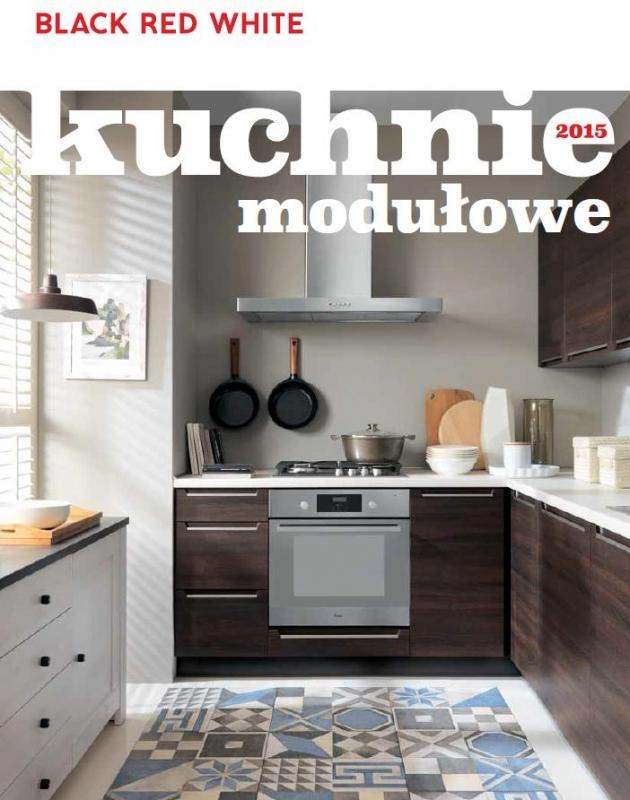 Nowa Oferta Kuchni Modułowych Black Red White Dom