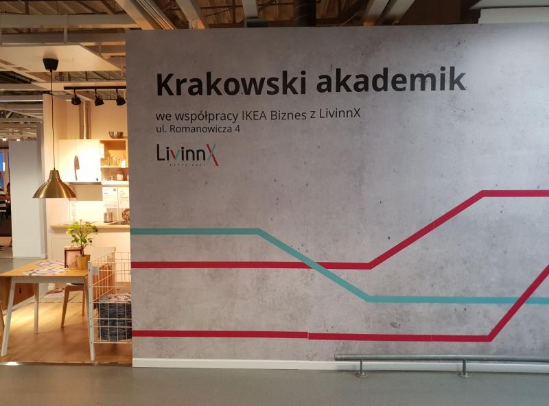 Showroom Livinnx W Ikea Kraków Styl życia Newseria